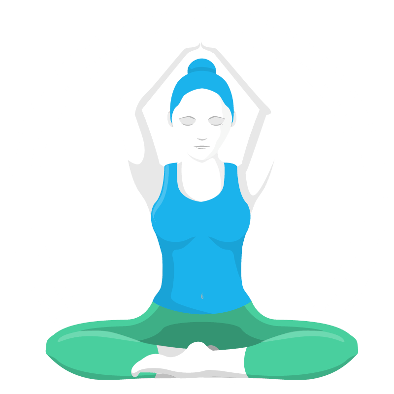 Yoga auf Deutsch online mitmachen